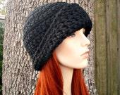 Instant Download Crochet Pattern - Cloche Hat Pattern - Crochet Hat Pattern for Garbo Cloche Hat - Womens Hat Pattern - Womens Accessories
