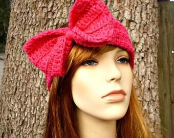 Instant Download Crochet Pattern - Crochet Headband - Turban Headband Pattern - Bow Headband Pattern - 6 Patterns In 1 Womens Accessories