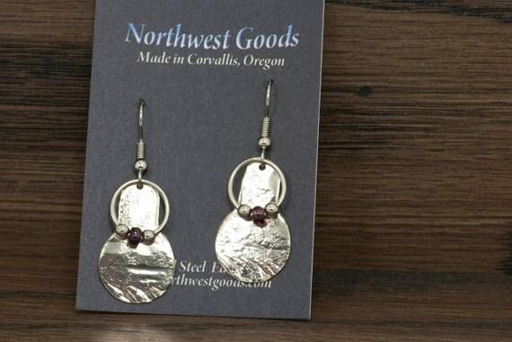 3 piece dangly earrings