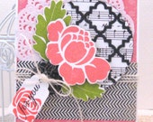 for you - Card and Envelope