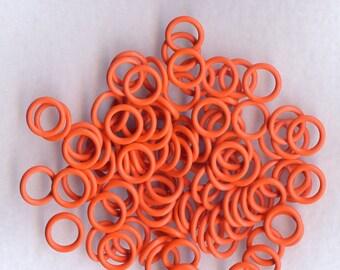 12mm  ORANGE  O Rings