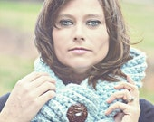 Two Button Cowl - Pick Your Color