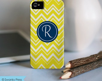 iPhone 6s Personalized Case  - Irregular Zig Zag Chevron -also other models