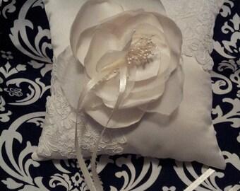 Maggie Ring Bearer Pillow