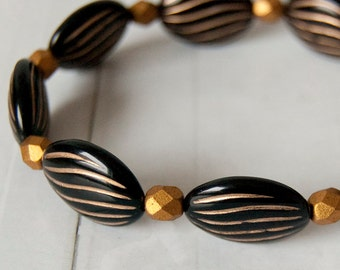 Alice - beaded elastic bracelet