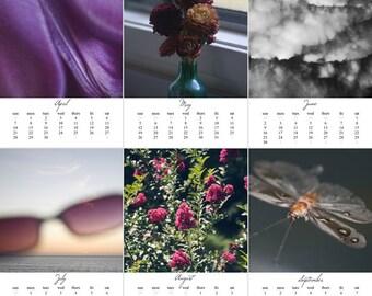 2017 Photo Calendar No. 3