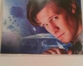 CARD HOLDER - Doctor Who - Eleven Matt Smith