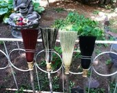 Children's Broom in your choice of Natural, Black, Rust or Mixed Broomcorn