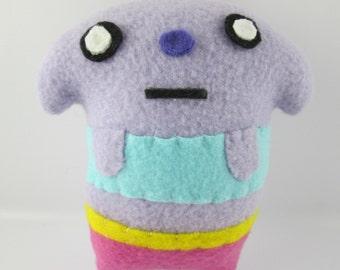 Adventure Time Plush - Made To Order - TV the Rainicorn Puppy
