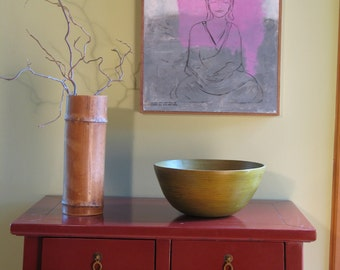 Have You Heard The News - Original Buddha Art