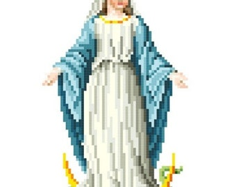 Resurrection. Cross stitch pattern PDF. Instant download.