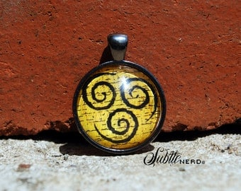 Air Nomad Pendant inspired by Avatar the Last Airbender