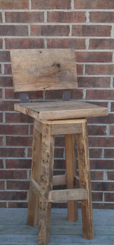 Your custom reclaimed rustic swivel oak barn by