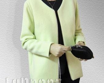 Jacket Wool Coat Outerwear