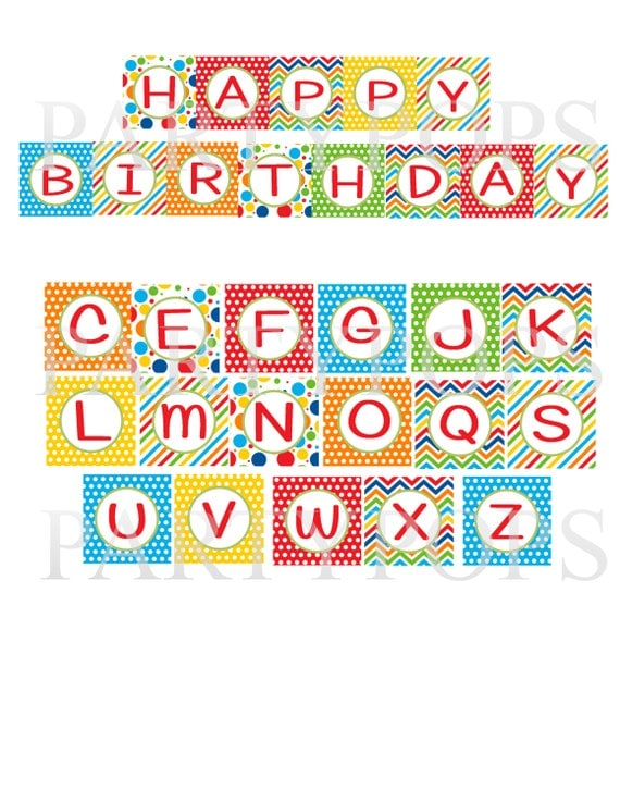 czeshop images happy 18th birthday lettering printables