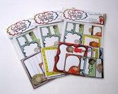 Cutie Pie Journal Spots & Stickers by Jennibellie