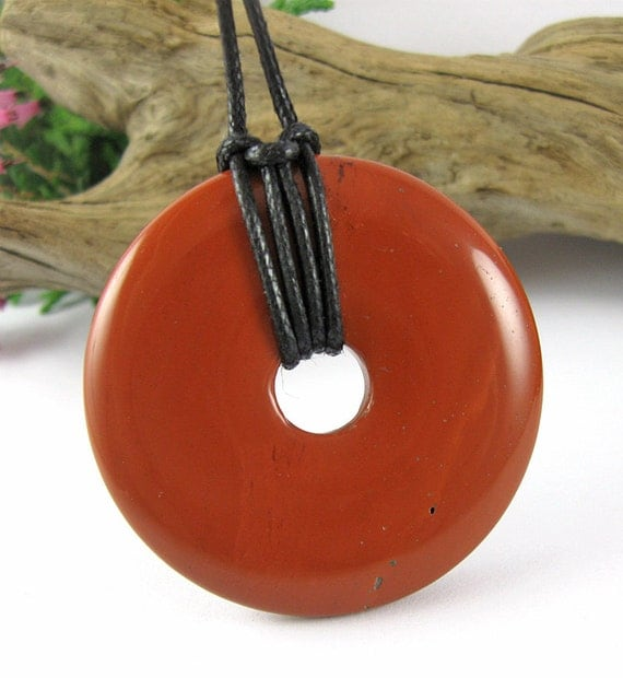WBW SPECIAL Childbearing Year Nursing Necklace - Red Jasper Breastfeeding Necklace