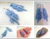 Arcangel Wing Earrings