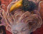 Magnet of Artwork, The Density of the Bulging Nerve