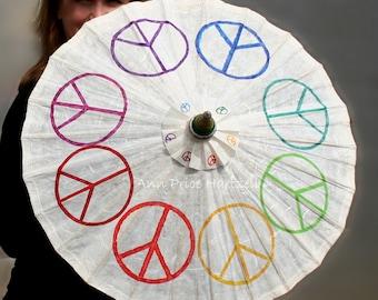 Peace Parasol, Diversity and Peace