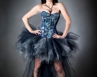 Punk prom dress | Etsy