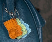 Vintage Camera Tag SLR Pendant for Camera Bag