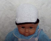 Baby Baseball Cap Made To Order Size 6-12 months