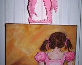 Ballerina Painting Can be Personalized