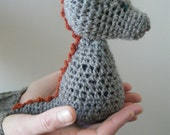 Little grey dragon