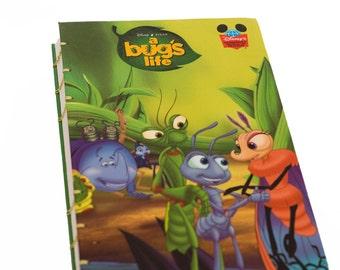 A Bug's Life NOTEBOOK JOURNAL SKETCHBOOK