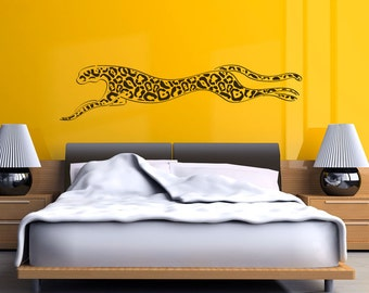 Vinyl Wall Decal Sticker Cheetah 1153B