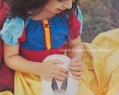 Gooseberry Lane Originals Snow White Princess Dress Perfect