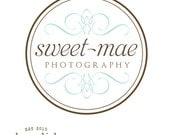 Premade Logo and Watermark For Photographers & Small Business Owners