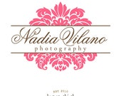 Premade Logo and or Watermark For Photographers & Small Business Owners