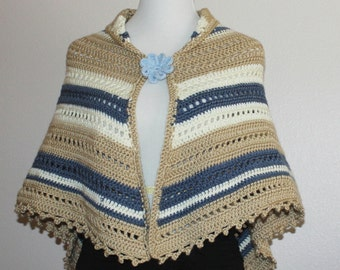 Made to Order - Striped Shawl