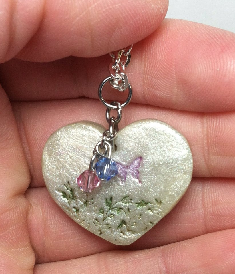 Pregnancy Loss or Infant Loss Jewelry by GirlwithaFrogTattoo
