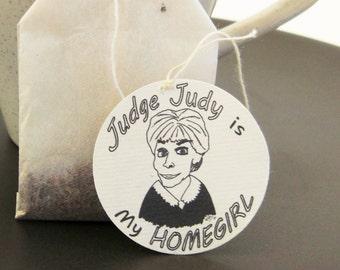Judge Judy is My Homegirl Tea Gift Box
