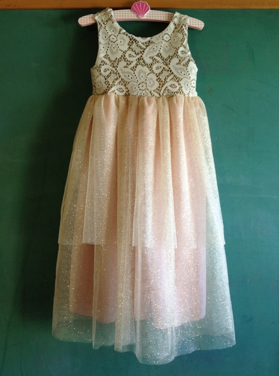 Wee Blush Gown