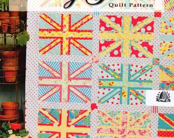Victory Garden Quilt Pattern by Busy Bee Quilt Designs