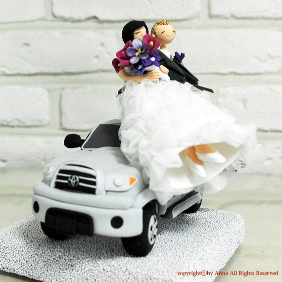 wedding cake topper with truck items similar to suv mania truck custom wedding cake 26664
