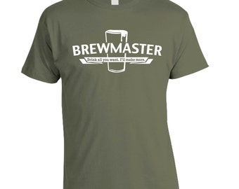 Funny Beer Shirt Beer Geek Homebrewer Shirt Brewing Beer
