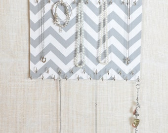 Jewel Board JEWELRY ORGANIZER Choose your Chevron- by One Blessed Mommie
