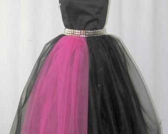 80s inspired dress