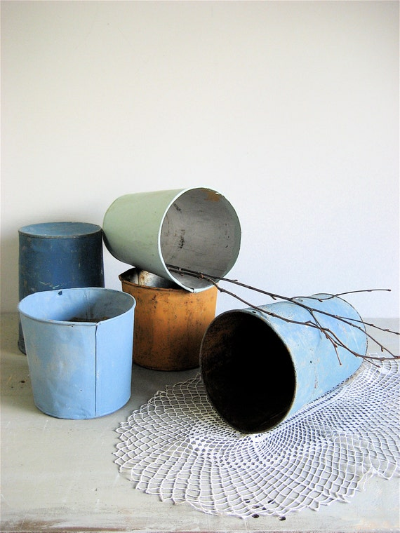 Vintage Collection Sap Buckets