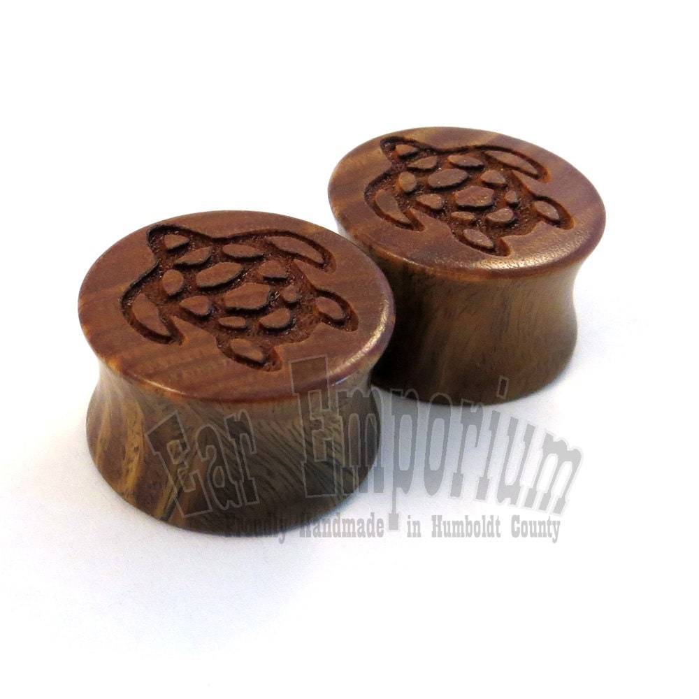 Etsy Plugs 2g Wooden Plugs 2g 6.5mm 0g