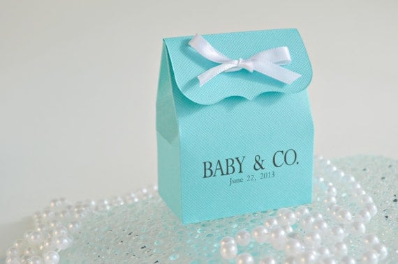 Baby Shower Favors Uk ~ Baby shower bath soak favors tiffany blue personalized