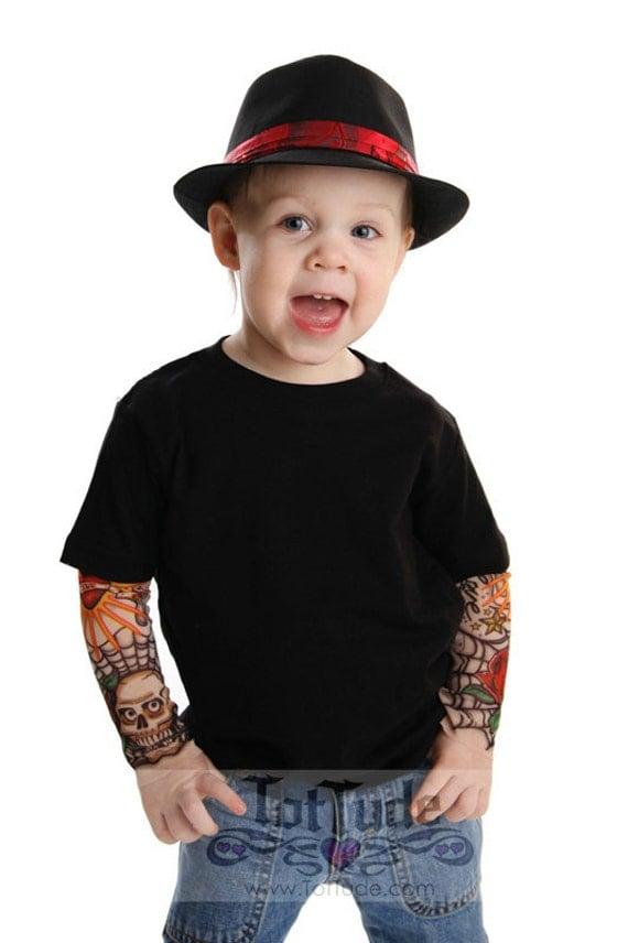 tattoo sleeve shirt for kids kids tattoo sleeve shirt