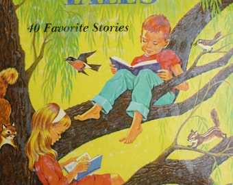 Story Time Tales vintage book