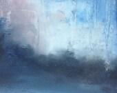 """Original 6"""" x 6"""" oil painting"""