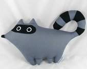 Gustave the raccoon plush - Ready to ship
